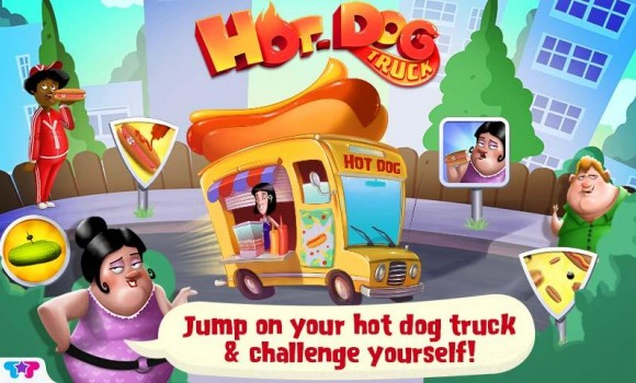 Hot Dog Truck Ekran Görüntüleri - 5