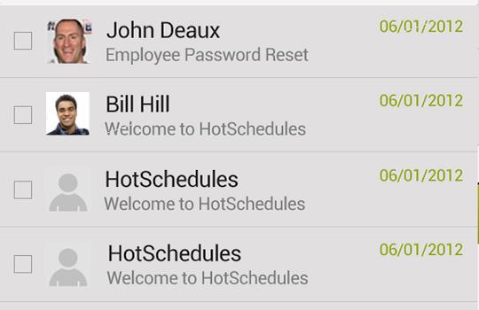 HotSchedules Ekran Görüntüleri - 4
