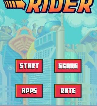Hoverboard Rider Ekran Görüntüleri - 1