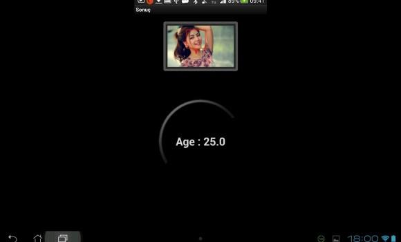 How old do you look like? Ekran Görüntüleri - 3
