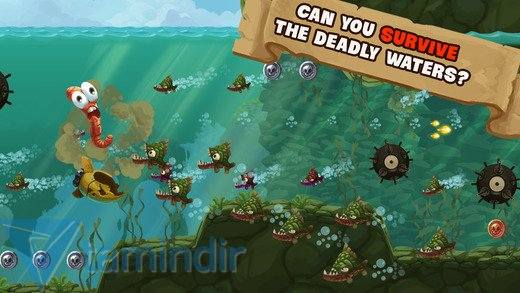 I Hate Fish Ekran Görüntüleri - 2