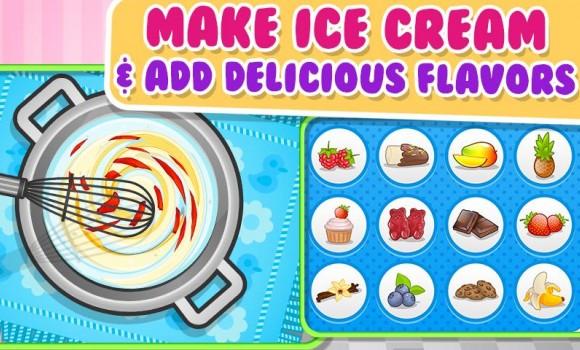 Ice Cream Maker Crazy Chef Ekran Görüntüleri - 3