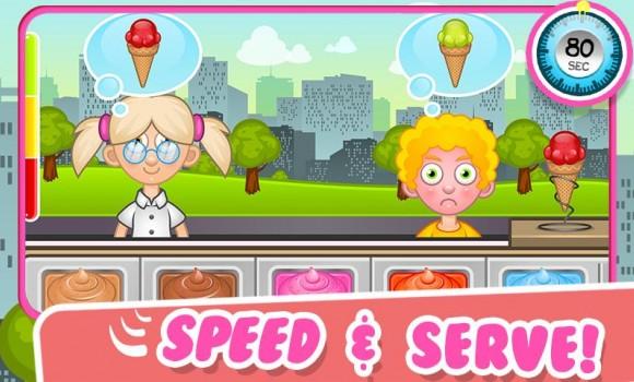 Ice Cream Maker Crazy Chef Ekran Görüntüleri - 2