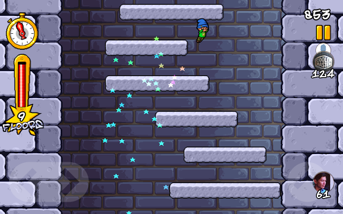 Icy Tower Retro Ekran Görüntüleri - 3