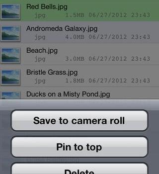 iFileExpress Ekran Görüntüleri - 2