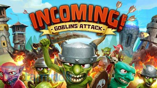 Incoming! Goblins Attack TD Ekran Görüntüleri - 4