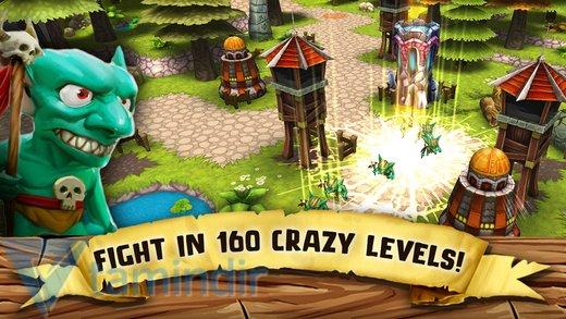 Incoming! Goblins Attack TD Ekran Görüntüleri - 3