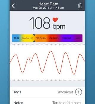 Instant Heart Rate Ekran Görüntüleri - 1
