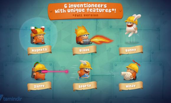 Inventioneers Ekran Görüntüleri - 2