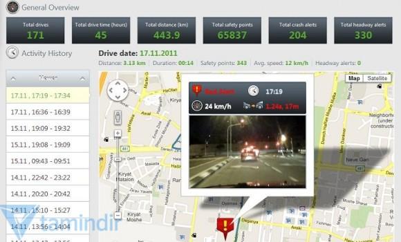 iOnRoad Augmented Driving Lite Ekran Görüntüleri - 3