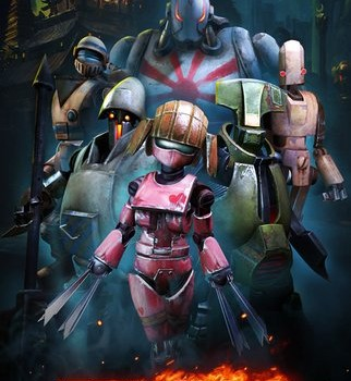 Ironkill: Robot Fighting Game Ekran Görüntüleri - 3