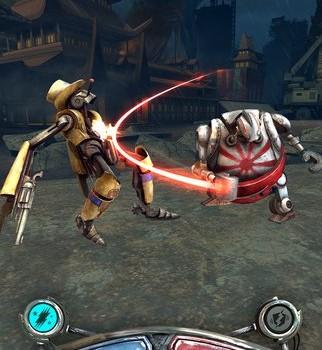 Ironkill: Robot Fighting Game Ekran Görüntüleri - 1