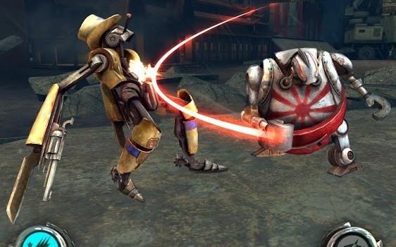 Ironkill: Robot Fighting Game Ekran Görüntüleri - 2