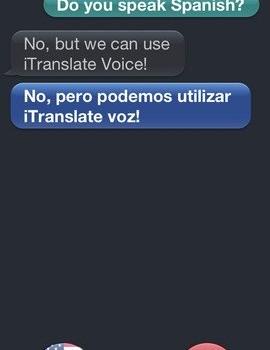 iTranslate Voice Ekran Görüntüleri - 2
