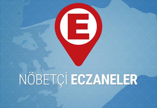 İzmir Eczacı Odası Nöbetçi Eczane Ekran Görüntüleri - 5
