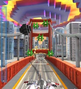 Jet Run: City Defender Ekran Görüntüleri - 3