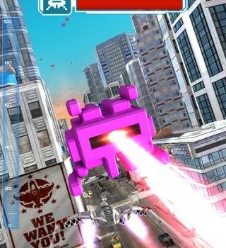 Jet Run: City Defender Ekran Görüntüleri - 1