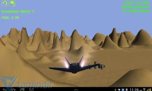 Jet Uçak: Uçuş Simülatörü Ekran Görüntüleri - 2