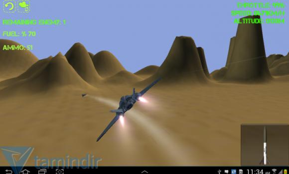 Jet Uçak: Uçuş Simülatörü Ekran Görüntüleri - 1