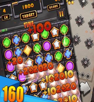 Jewels Link Puzzle Ekran Görüntüleri - 1