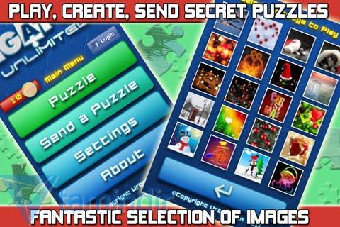 Jigapix Christmas Ekran Görüntüleri - 4