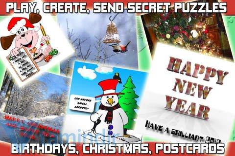 Jigapix Christmas Ekran Görüntüleri - 1