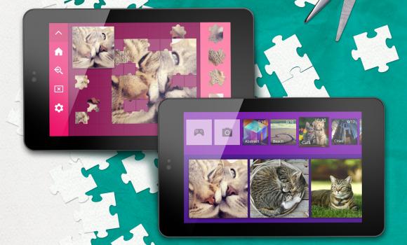 Jigsaw Puzzles Ekran Görüntüleri - 5
