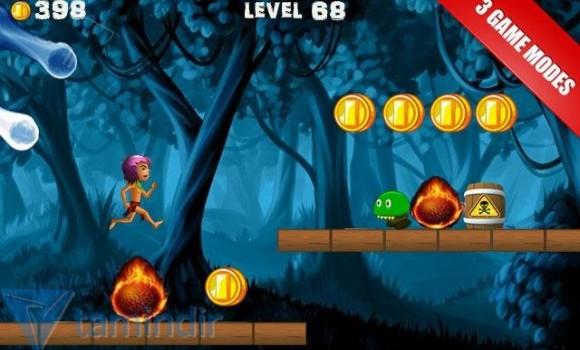 Jungle Castle Run Ekran Görüntüleri - 2