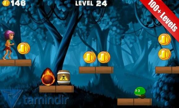 Jungle Castle Run Ekran Görüntüleri - 1