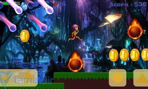 Jungle Fire Run Ekran Görüntüleri - 2