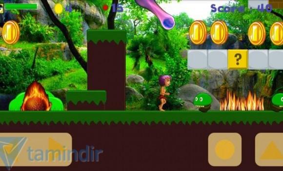 Jungle Fire Run Ekran Görüntüleri - 1