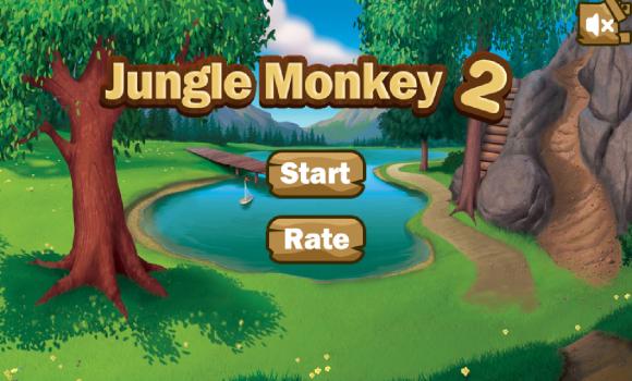 Jungle Monkey 2 Ekran Görüntüleri - 3