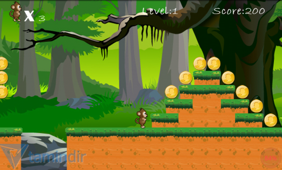 Jungle Monkey Ekran Görüntüleri - 1