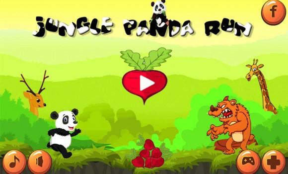 Jungle Panda Run Ekran Görüntüleri - 6