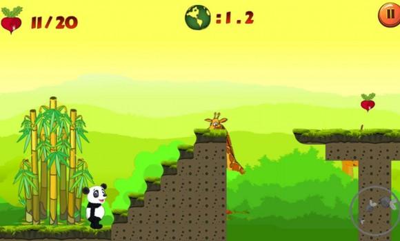 Jungle Panda Run Ekran Görüntüleri - 5