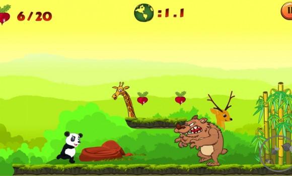 Jungle Panda Run Ekran Görüntüleri - 4