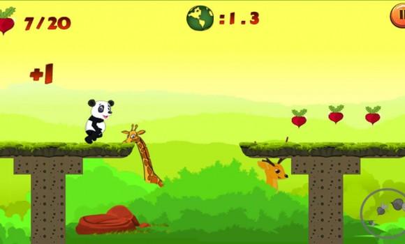 Jungle Panda Run Ekran Görüntüleri - 3