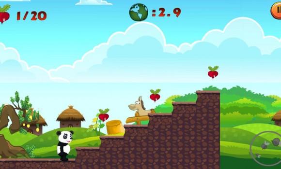 Jungle Panda Run Ekran Görüntüleri - 2