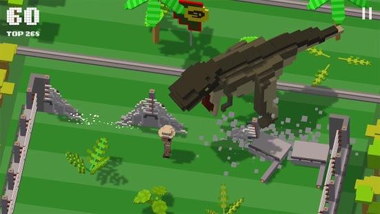 Jurassic Hopper Ekran Görüntüleri - 5