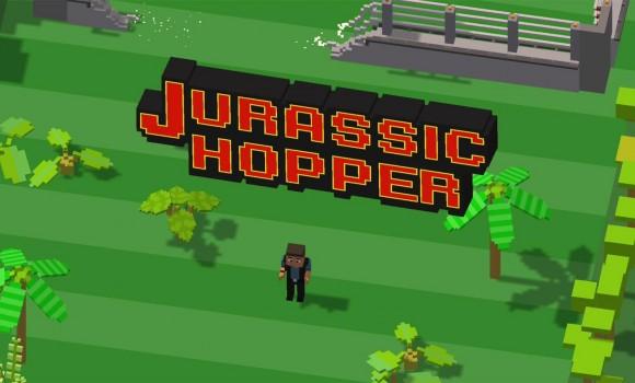 Jurassic Hopper Ekran Görüntüleri - 1