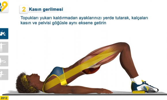 Kalça Egzersizleri Ekran Görüntüleri - 7