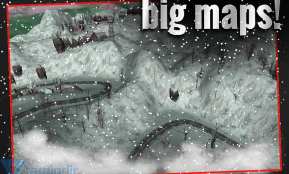 Karda Şahin Sürme 3D Ekran Görüntüleri - 3