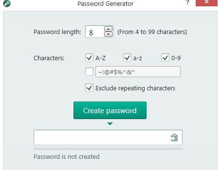 Kaspersky Password Manager Ekran Görüntüleri - 4