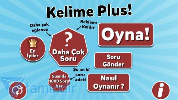 Kelime Plus Ekran Görüntüleri - 3