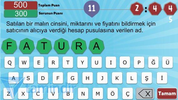 Kelime Plus Ekran Görüntüleri - 4