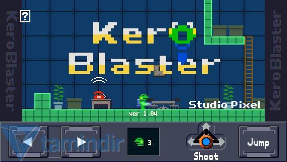 KeroBlaster Ekran Görüntüleri - 3