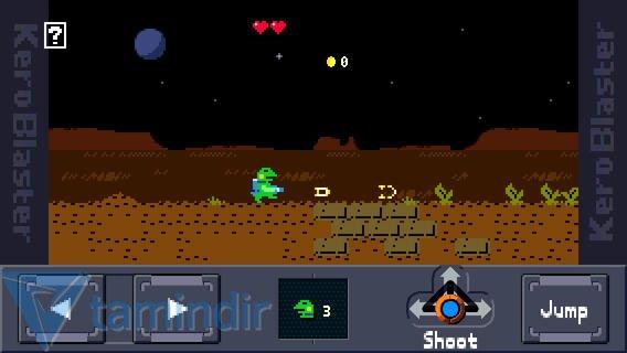 KeroBlaster Ekran Görüntüleri - 2