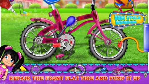 Kids Cycle Repairing Ekran Görüntüleri - 2