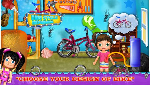 Kids Cycle Repairing Ekran Görüntüleri - 1