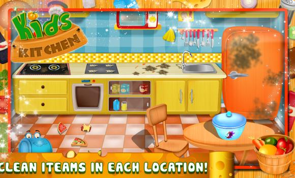 Kids Kitchen Ekran Görüntüleri - 4